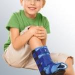 medi  walker  boot kidz ayak bileği stabilizasyon ortezi çocuk için