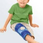 DİZ İMMOBİLİZERİ çocuk  knee immobilizer