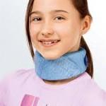 Sünger boyunluk çocuk   soft collar