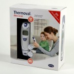 DİGİTAL   ATEŞ ÖLÇER    THERMOVAL  duo scan